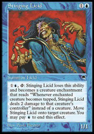 Stinging Licid