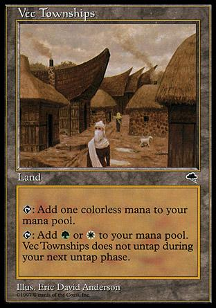 Vec Townships