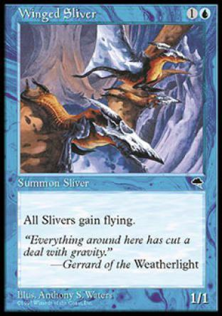 Winged Sliver