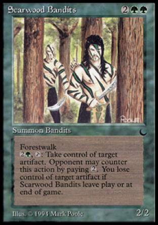 Scarwood Bandits