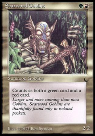 Scarwood Goblins