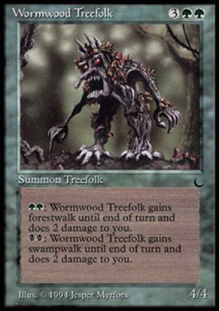 Wormwood Treefolk