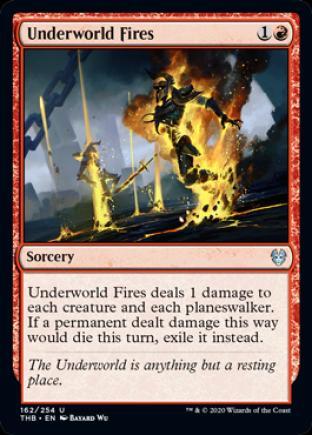 Underworld Fires