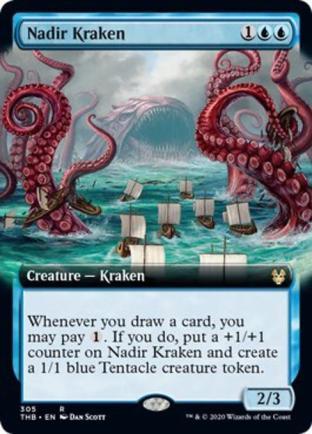 Extended Art Nadir Kraken