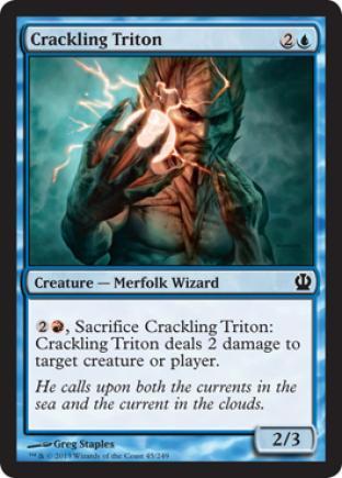 Crackling Triton