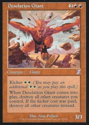 Desolation Giant