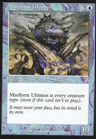 Mistform Ultimus