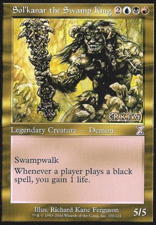Sol'kanar the Swamp King