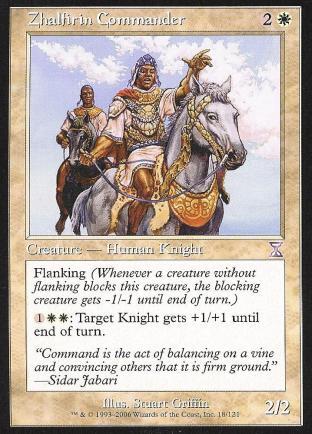 Zhalfirin Commander