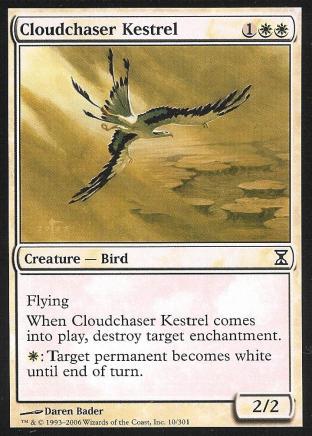Cloudchaser Kestrel