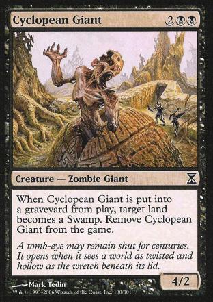 Cyclopean Giant