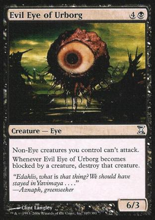 Evil Eye of Urborg
