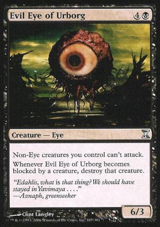 Evil Eye of Urborg