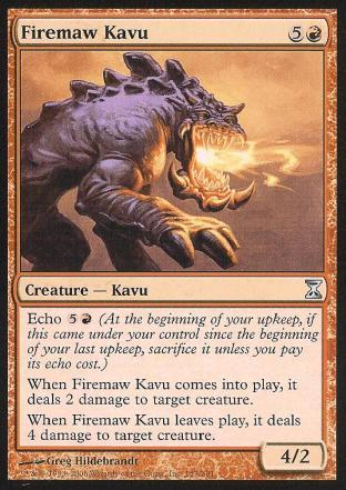 Firemaw Kavu