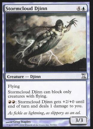 Stormcloud Djinn