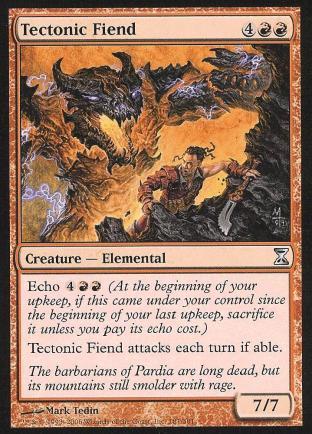 Tectonic Fiend
