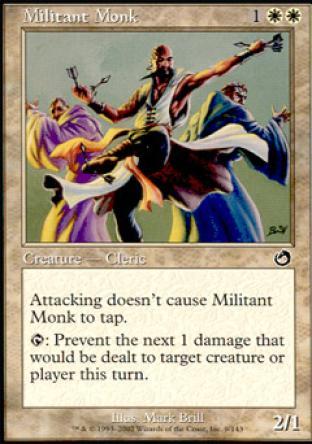 Militant Monk