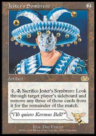 Jester's Sombrero