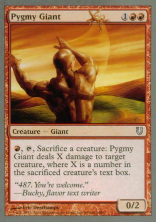 Pygmy Giant