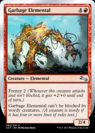 Garbage Elemental