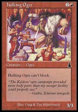 Hulking Ogre