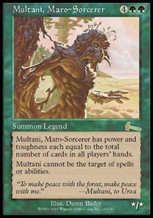 Multani, Maro-Sorcerer