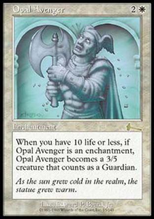 Opal Avenger