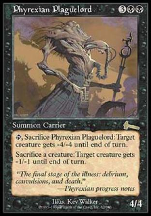 Phyrexian Plaguelord