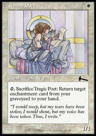 Tragic Poet