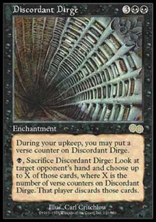 Discordant Dirge