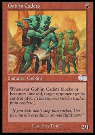 Goblin Cadets