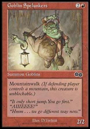 Goblin Spelunkers