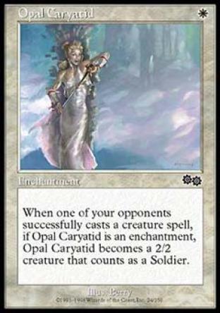 Opal Caryatid