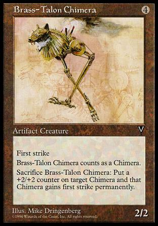 Brass-Talon Chimera