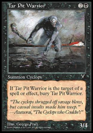 Tar Pit Warrior