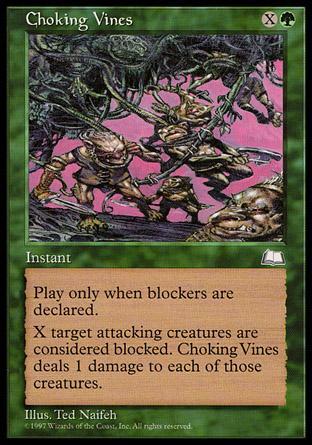 Choking Vines
