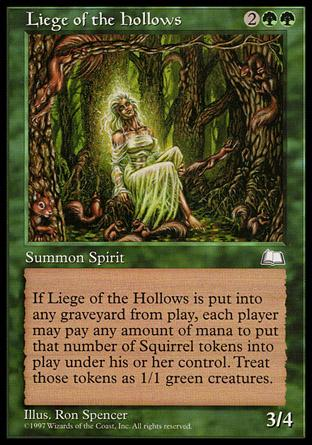 Liege of the Hollows