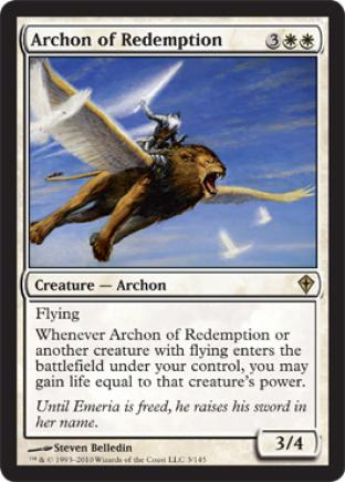 Archon of Redemption