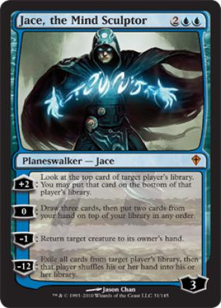 Jace, the Mind Sculptor