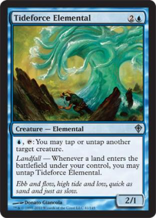 Tideforce Elemental
