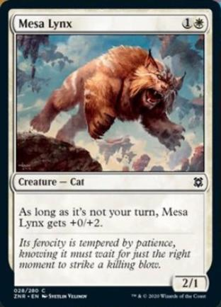 Mesa Lynx