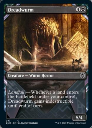 Showcase Dreadwurm