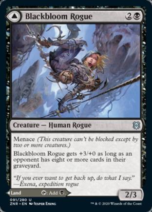 Blackbloom Rogue / Blackbloom Bog