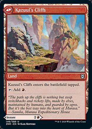 Kazuul's Cliffs