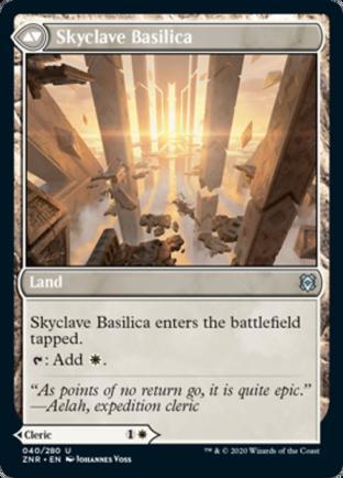 Skyclave Basilica