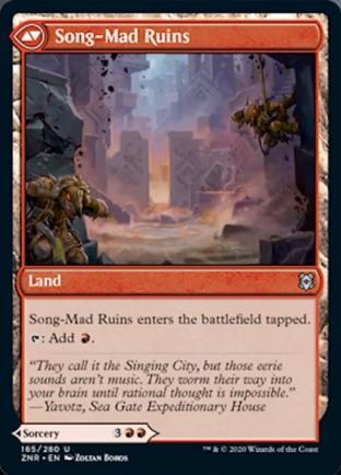 Song-Mad Ruins