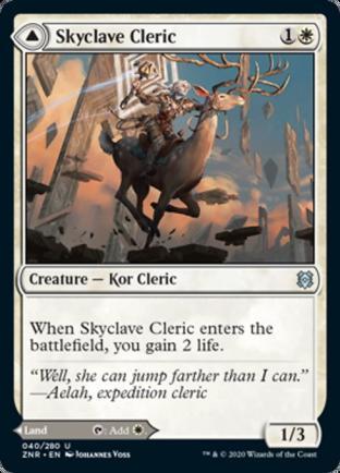 Skyclave Cleric / Skyclave Basilica