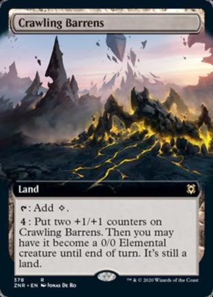 Extended Art Crawling Barrens