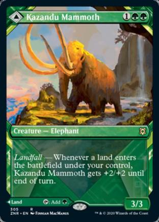 Showcase Kazandu Mammoth / Kazandu Valley
