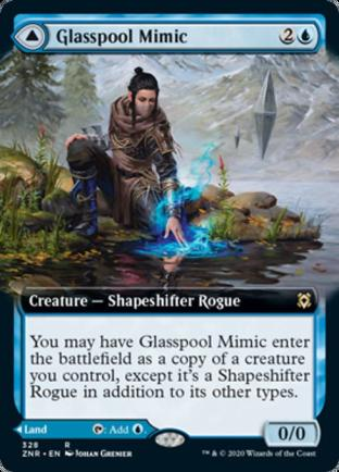 Extended Art Glasspool Mimic / Glasspool Shore